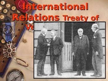 Understanding the Treaty of Versailles Quiz