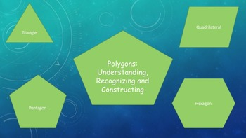 Undestanding, Recognizing and Constructing Polygons