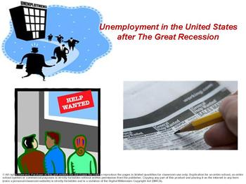 Unemployment in the United States after the Great Recession