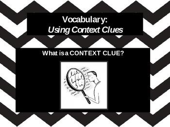 Unfamiliar Words- Using Context Clues