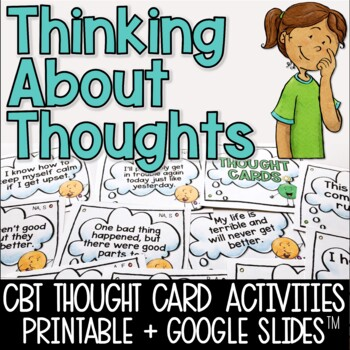 Unhelpful and Helpful Thought Cards