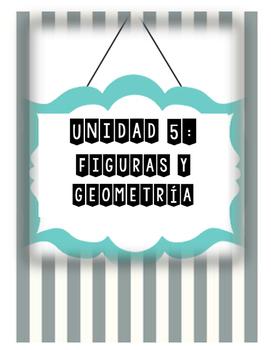Unidad 4:  figuras y geometría