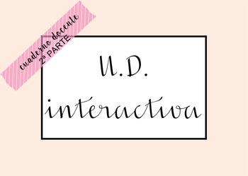 Unidad Didáctica interactiva