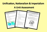 Unification Nationalism and Imperialism Unit Test M/C Open