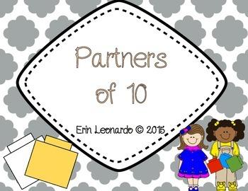 UnifixCube Partners of 10