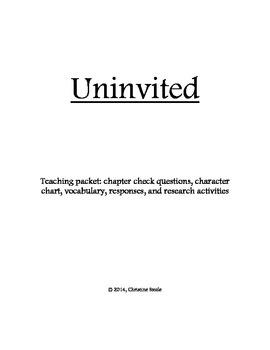 Uninvited teaching packet