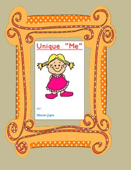 Unique Me- Increase the child's self-esteem