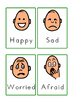 Unisex Emotions and Feelings Book - Boardmaker Visual Aids
