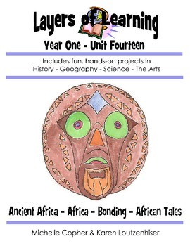 Unit 1-14 Ancient Africa, Africa, Chemical Bonding, African Tales