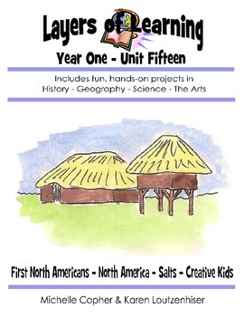 Unit 1-15 First North Americans, North America, Salts, Cre