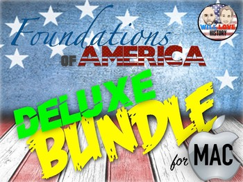 Foundations of America Deluxe Bundle - Keynote Version (FO