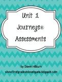 Unit 1 Journeys®  Assessments