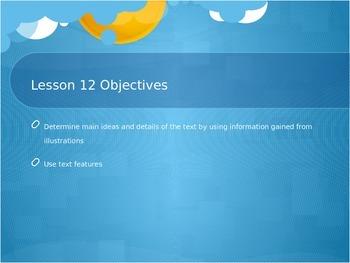 Ready Gen Grade 3 Unit 1 Module B (Lessons 12,13,14)