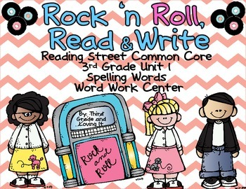 Unit 1 Reading Street 2013 3rd Grade Common Core Roll, Rea