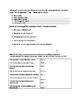 Unit 10 French 1 C'est a Toi Level 1 Assessment Pack