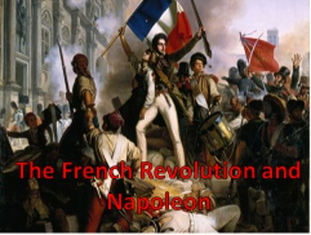 Unit 16: The French Revolution and Napoleon (World History