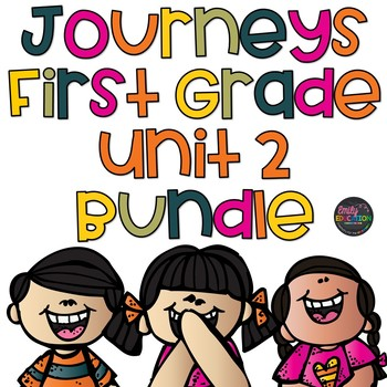 Unit 2 Bundle 1st Grade Supplement Activities