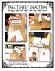 Task Tents™ - Math Edition {5th Grade Unit 2}