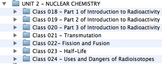 Unit 2 - Nuclear Chemistry