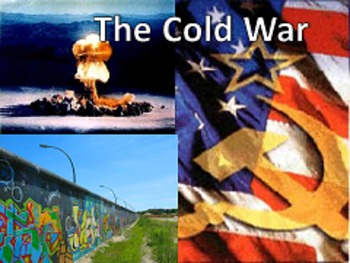Unit 23:The Cold War (World History/Global 10)