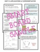 Calculus: Applications of Differentiation SMARTBOARD Bundle