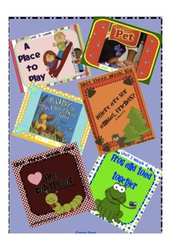 Reading Street Unit 3 SMARTboard Story Intro BUNDLE