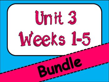 Unit 3: Weeks 1-5