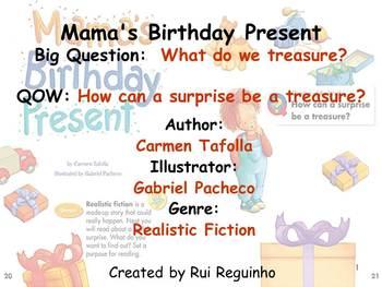 Unit 4 Week 1 - Lesson - Mama's Birthday Present - Lesson