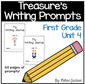 Unit 4 Writing Journal Prompts Macmillan/McGraw-Hill Treas