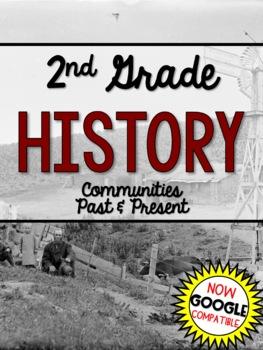 Past & Present Communities (Social Studies) - Grade 2