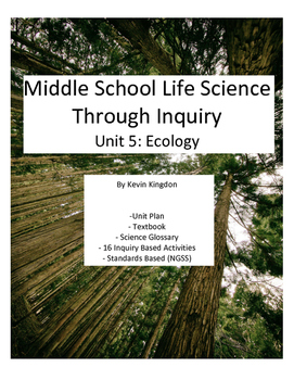 Unit 5: Ecology
