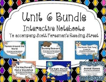 Unit 6 Bundle Interactive Notebook Journal