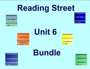Unit 6 SmartBoard Companion Kindergarten