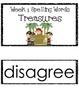 Unit 6 Spelling Words ~ McGraw-Hill Reading Wonders