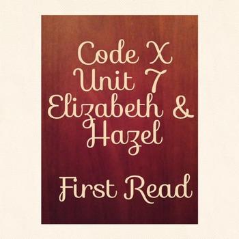 Unit 7 Elizabeth and Hazel: Two Women From Little Rock First Read