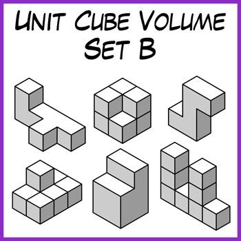 Unit Cube Volume: Set B