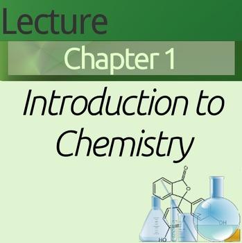 Unit One : Introduction to Chemistry Bundle