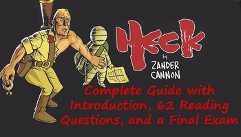 Unit Plan for Zander Cannon's Graphic Novel Heck