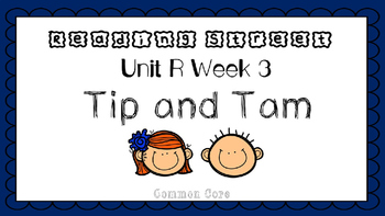 Unit R Week 3 PowerPoint. Tip and Tam. Reading Street. Fir