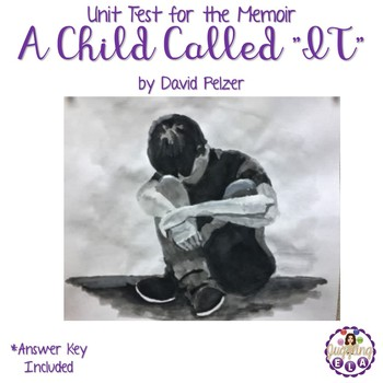 """Unit Test with answer key for the memoir A Child Called """"I"""