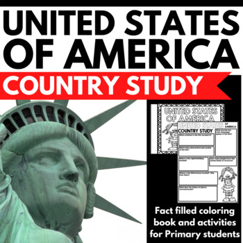 United States of America Booklet Country Study