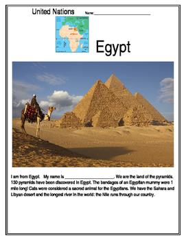 United Nations - Egypt