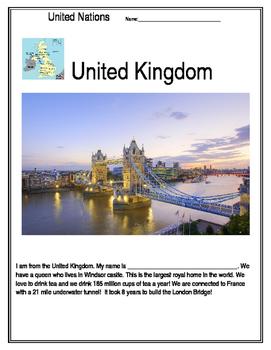 United Nations - United Kingdom