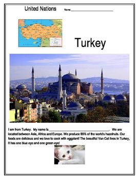 United Nations - Turkey