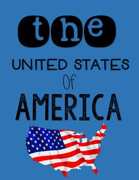 United {STATES} of America - Organizer