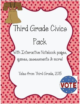 United States Government & Civics  Interactive Notebook, A