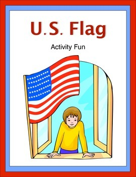 United States Flag Activity Fun