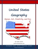 United States Geography Games, Art, Creativity, and Fun