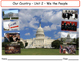 United States - Government & Civics - Unit 3 - How A Bill