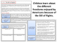 United States - Government & Civics - Unit 4 - The Bill of Rights
